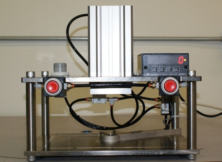 Epoxy film press for substrate attach rf microwave circuits conductive