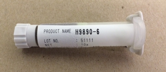 NAMICS H9890-6 conductive highly thermal epoxy adhesive
